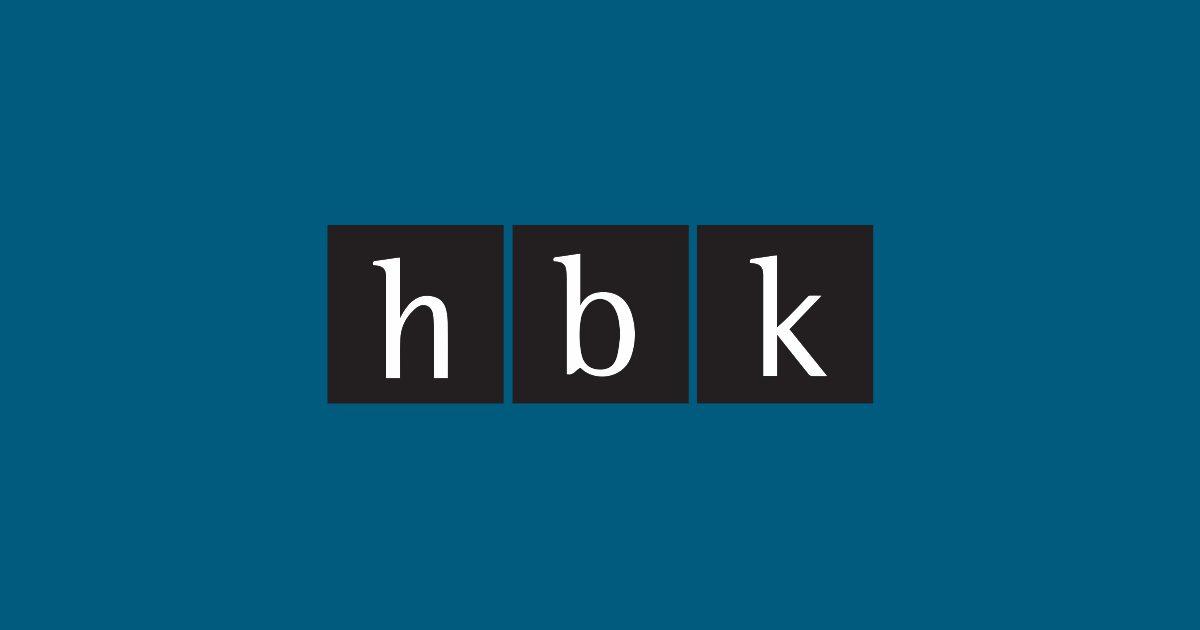 Home - HBK Capital Management